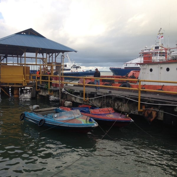 Semayang Harbour - 4 tips from 424 visitors