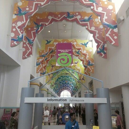 Photo prise au Children's Museum of Houston par Samuel Y. le10/6/2012