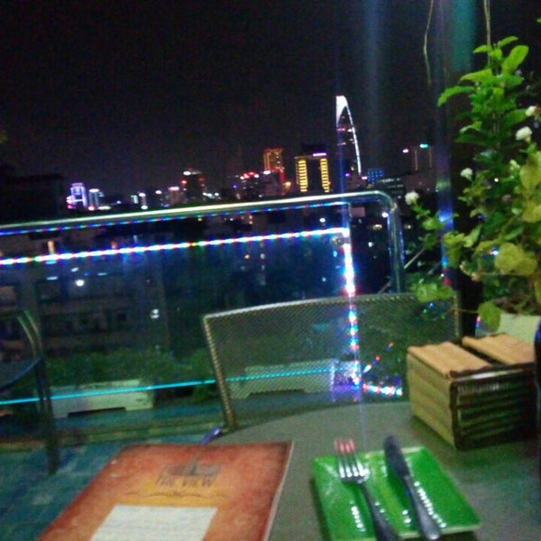 Photos at The View Rooftop Duc Vuong Hotel - Hotel Bar in Ho Chi