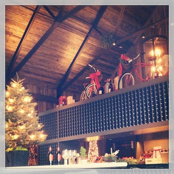 รูปภาพถ่ายที่ Ram's Gate Winery โดย Brett M. เมื่อ 12/23/2012