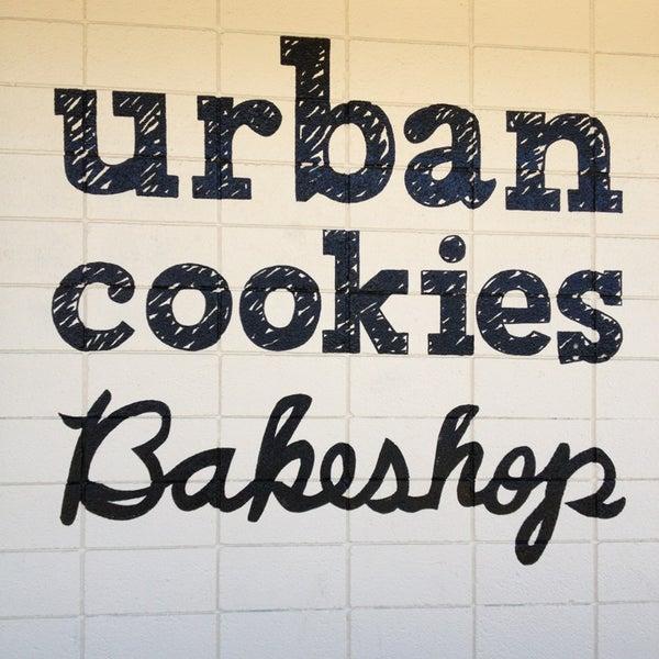 Снимок сделан в Urban Cookies Bakeshop пользователем Caleb B. 2/18/2013