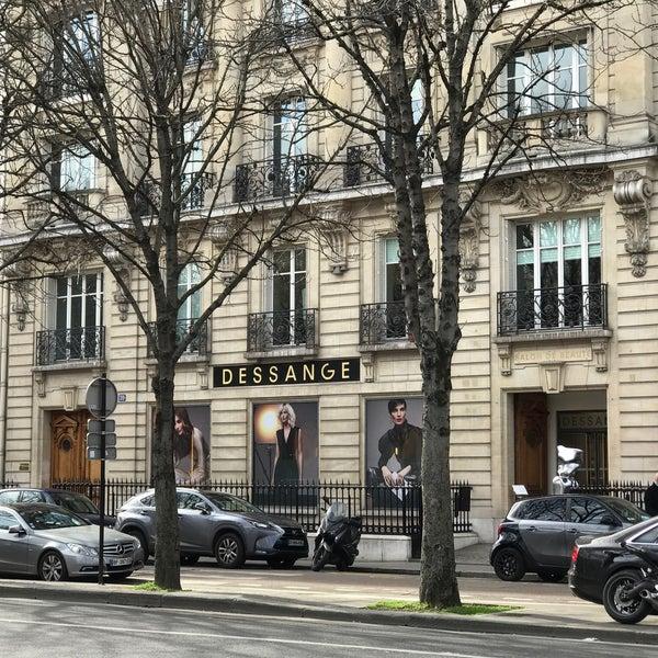 Dessange Champs Elysees 39 Av Franklin Roosevelt