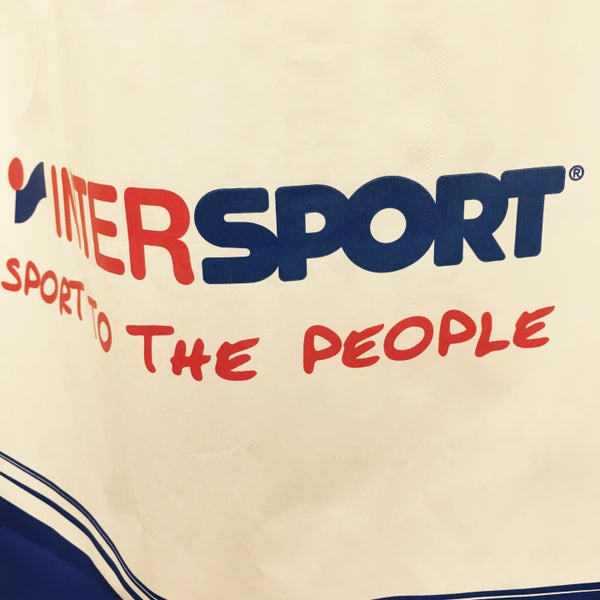 Intersport - Sporting Goods Shop in Budapest 4d07abe7b2