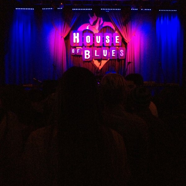 Foto tirada no(a) House of Blues San Diego por Samantha em 4/18/2013