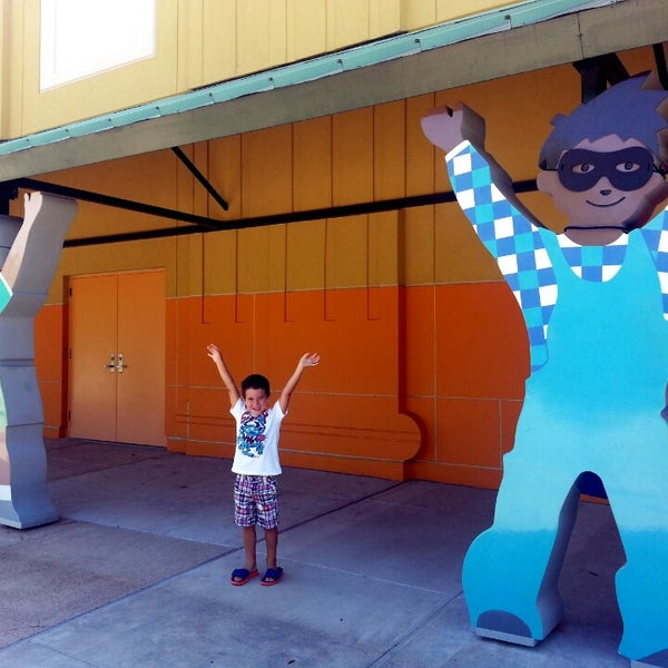 Photo taken at Children's Museum of Houston by Lisa P. on 6/10/2013