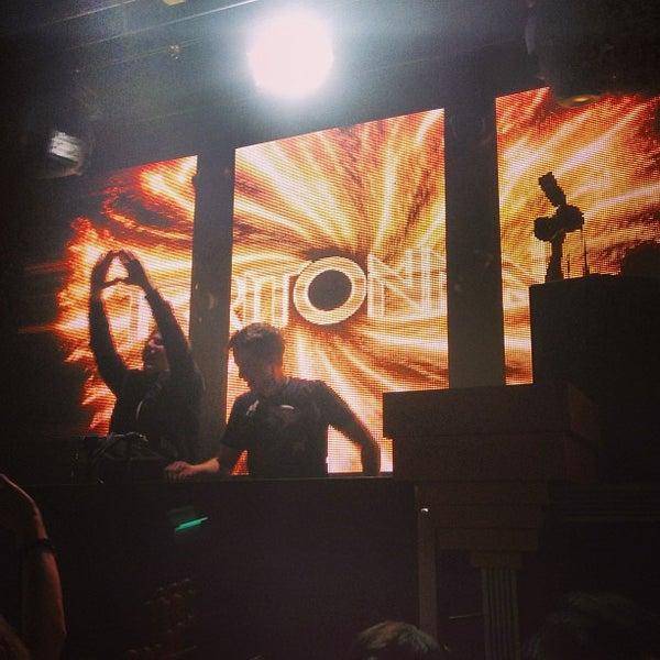 Das Foto wurde bei Foundation Nightclub von Anna T. am 3/10/2013 aufgenommen