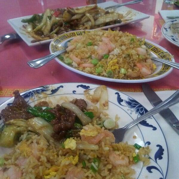 7/24/2016 tarihinde Diana R.ziyaretçi tarafından Chifa Du Kang Chinese Peruvian Restaurant'de çekilen fotoğraf