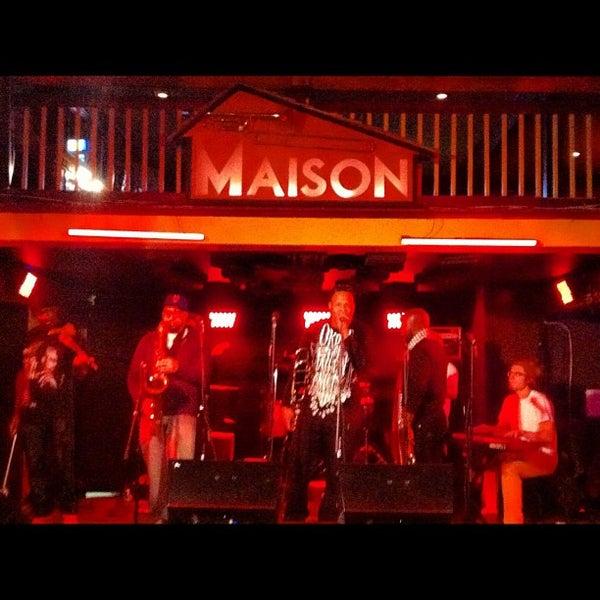 Foto scattata a Maison da Maison il 12/15/2012