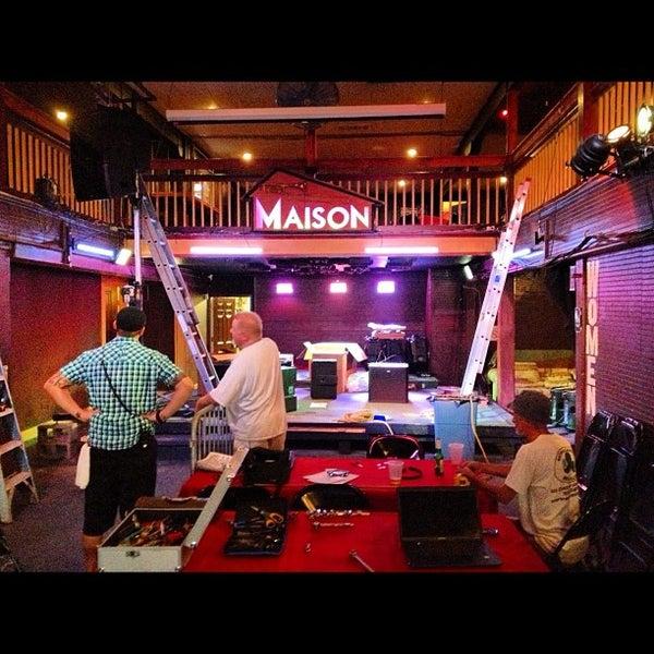 Foto scattata a Maison da Maison il 10/22/2012
