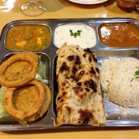 Photo prise au Maharaja par Mark B. le11/20/2012