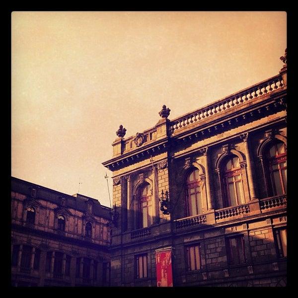 2/25/2013 tarihinde Jorge Alberto T.ziyaretçi tarafından Museo Nacional de Arte (MUNAL)'de çekilen fotoğraf