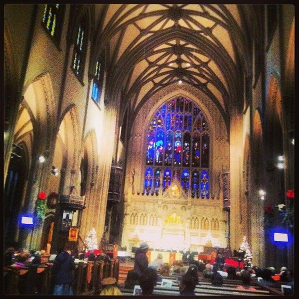 Foto scattata a Trinity Church da Herval F. il 1/6/2013