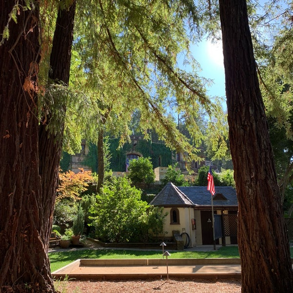 Снимок сделан в Chateau Montelena пользователем Ricardo P. 10/5/2019