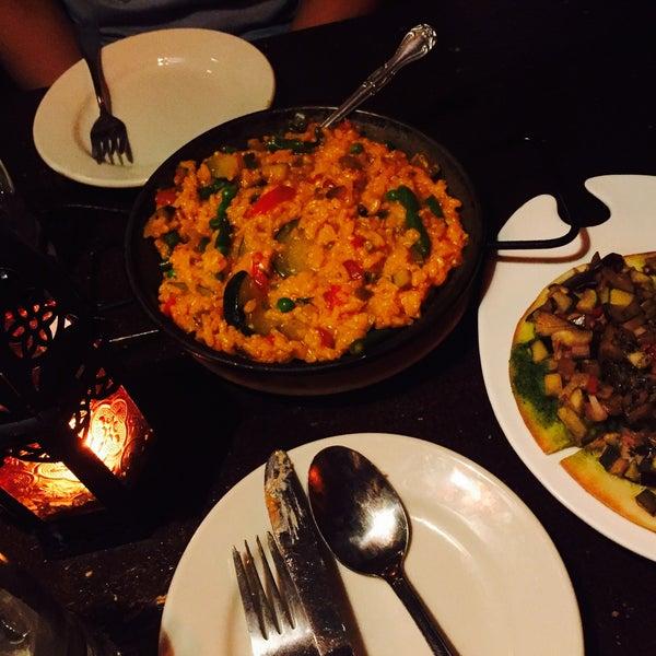 Foto scattata a Tasca Spanish Tapas Restaurant & Bar da Monica M. il 1/22/2016