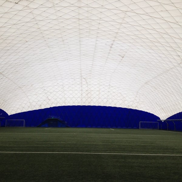 Foto tirada no(a) Štadión FK Senica por David Š. em 12/26/2014