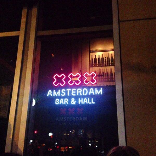 Foto diambil di Amsterdam Bar & Hall oleh Christian D. pada 6/20/2013