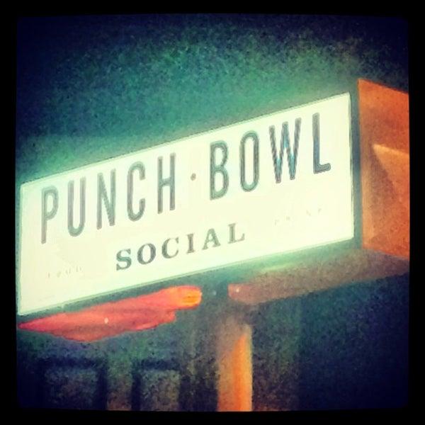 4/27/2013에 Shawn C.님이 Punch Bowl Social에서 찍은 사진