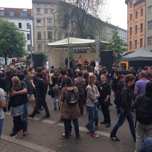 Photo prise au Critical Mass Berlin par Luc T. le5/1/2014