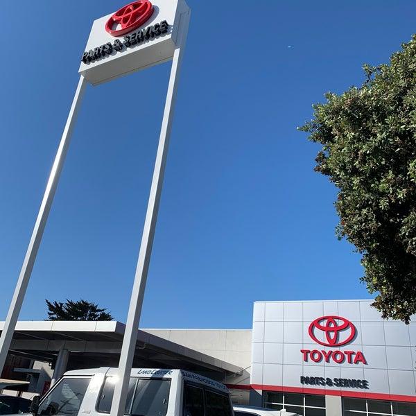 San Francisco Toyota Service >> Photos At San Francisco Toyota Parts Service Center