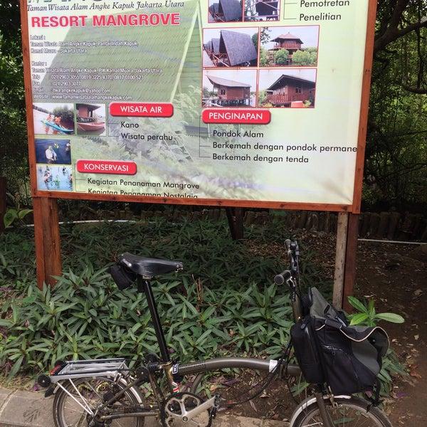 Taman Wisata Alam Angke Kapuk Penjaringan Kapuk Muara