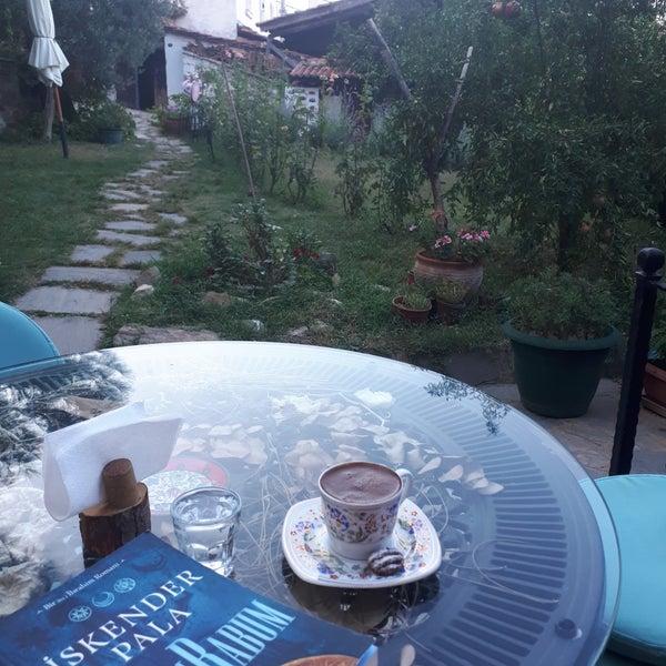 9/21/2018에 Hatice G.님이 Üzüm Cafe에서 찍은 사진