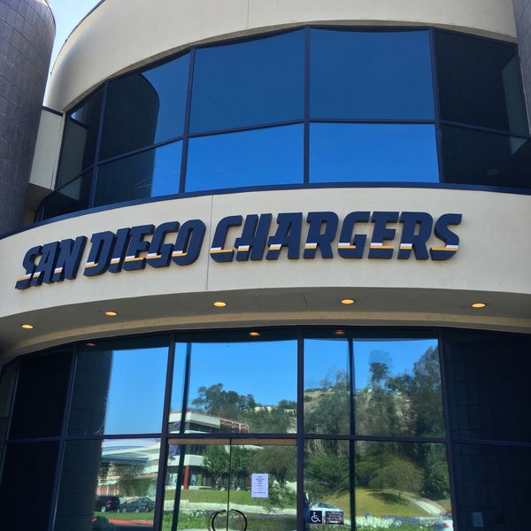 San Diego Chargers Headquarters: San Diego Chargers (Now Closed)