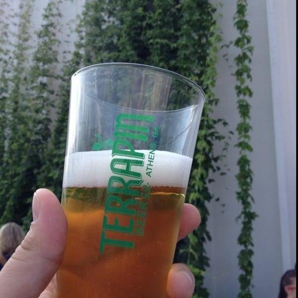 7/19/2013にMichael O.がTerrapin Beer Co.で撮った写真
