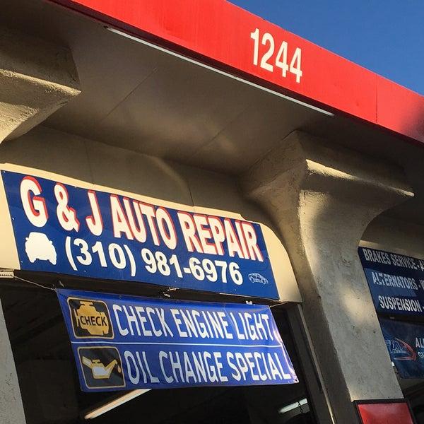 Fonkelnieuw G & J Auto Repair - Inglewood, CA WW-99