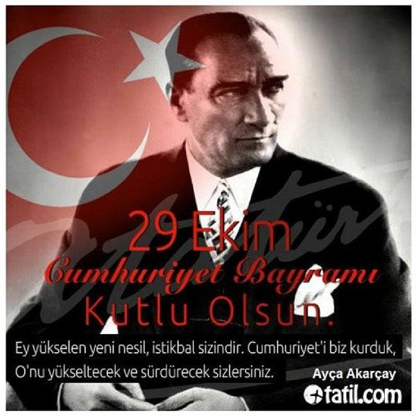 รูปภาพถ่ายที่ Tatil.com โดย Ayça A. เมื่อ 10/29/2013