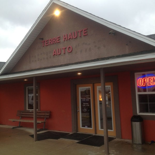 Terre Haute Auto - 2 tips