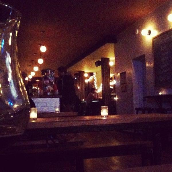 12/28/2012에 fred r.님이 Rosamunde Sausage Grill에서 찍은 사진