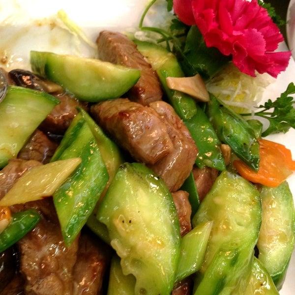 2/11/2013에 Cynthia K.님이 Oriental Garden 福臨門海鮮酒家에서 찍은 사진