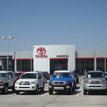 Photos At Anderson Toyota 4 Tips