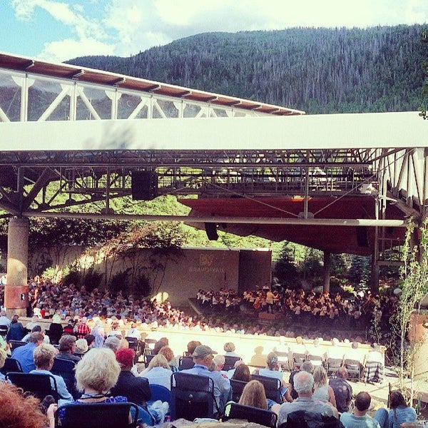 Gerald R Ford Amphitheater Vail Co