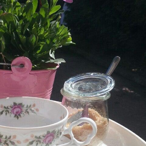 Leckere Tees und sehr guter Kaffee