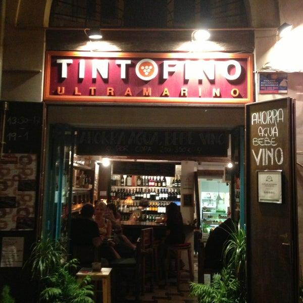9/7/2013에 Paola M.님이 Tinto Fino Ultramarino에서 찍은 사진