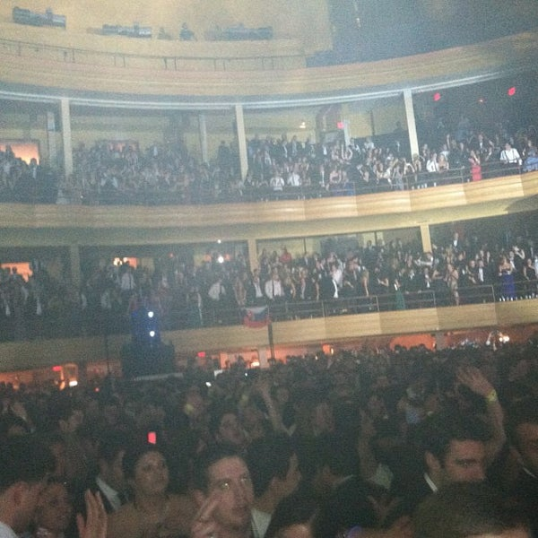 Photo prise au Hammerstein Ballroom par Tom O. le3/1/2013