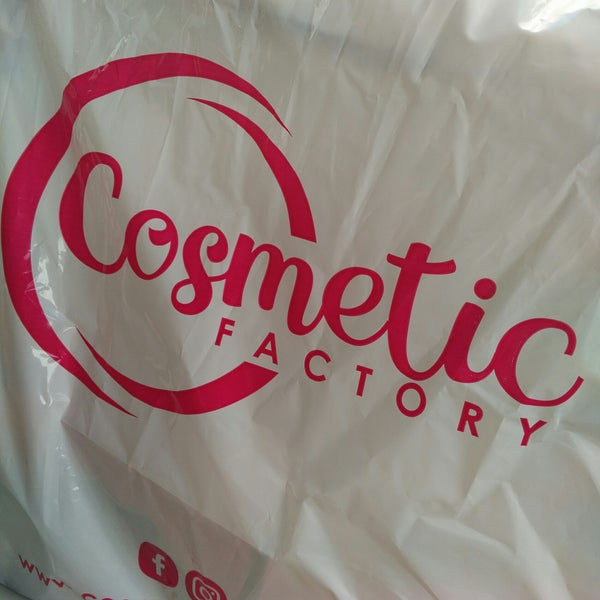 Cosmetic Factory - Cosmetics Shop