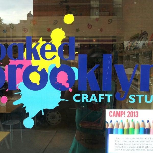 7/17/2013にJemier J.がBaked in Brooklynで撮った写真