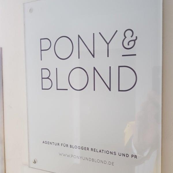 Photos At Pony Blond Ottensen Erdamannstraße 11