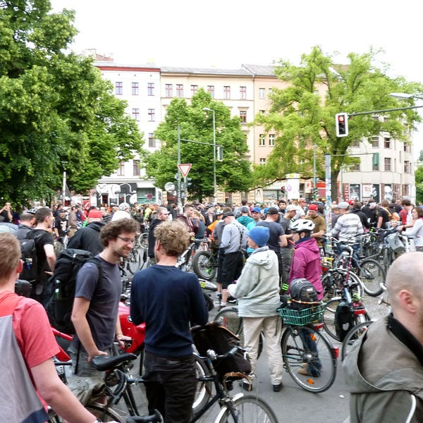 Photo prise au Critical Mass Berlin par Critical Mass Berlin le5/30/2015