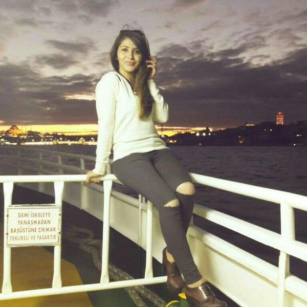 9/26/2016 tarihinde Kübra F.ziyaretçi tarafından Seyr-ü Sefa Teknesi | İstanbul Tekne Kiralama & Teknede Düğün'de çekilen fotoğraf