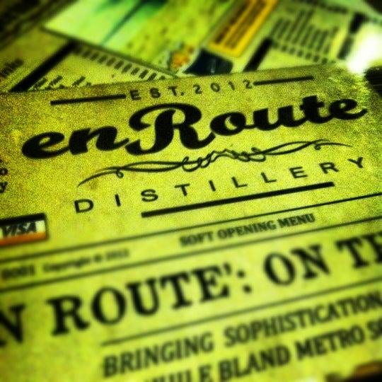 Foto diambil di en Route Distillery oleh Don pada 9/22/2012