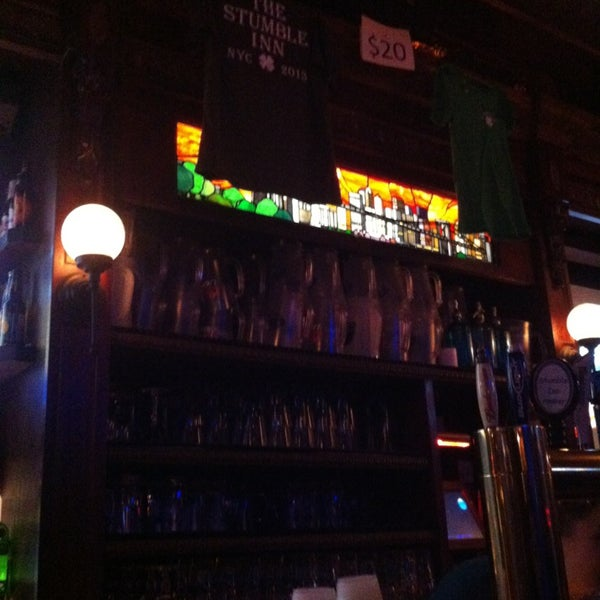 Das Foto wurde bei The Stumble Inn von Carmen G. am 3/12/2013 aufgenommen