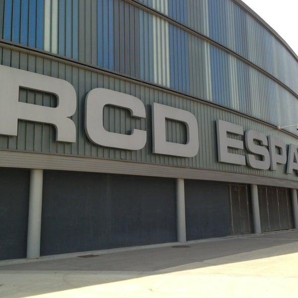 Foto diambil di RCDE Stadium oleh Artem I. pada 7/4/2013