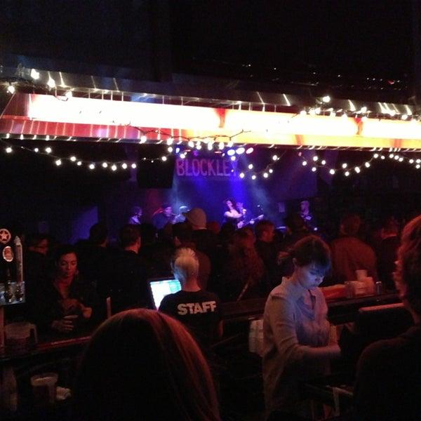 Снимок сделан в The Blockley пользователем Amanda C. 12/31/2012
