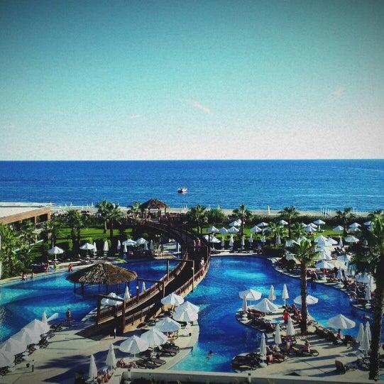 Photos At Sherwood Dreams Resort Belek Hotel