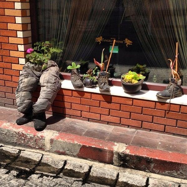 Снимок сделан в Angel's Home Hotel пользователем Simpampon 5/2/2013