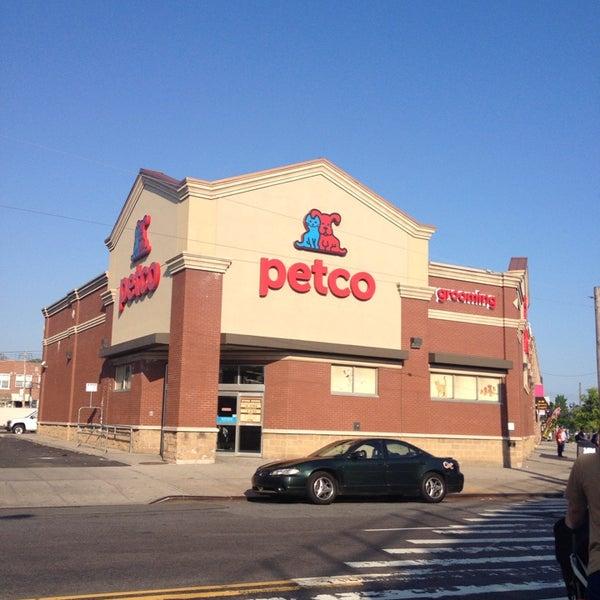 Petco Pet Store In Brooklyn