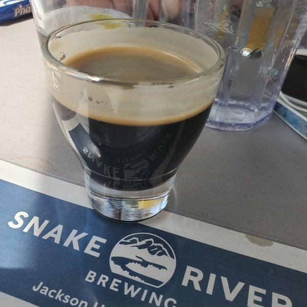 8/14/2021にRbrt G.がSnake River Brewery & Restaurantで撮った写真